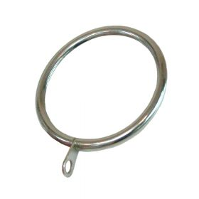 "Thom Filicia 1 3/8"" Metal Rings~7/Pack - Drapery Hardware"