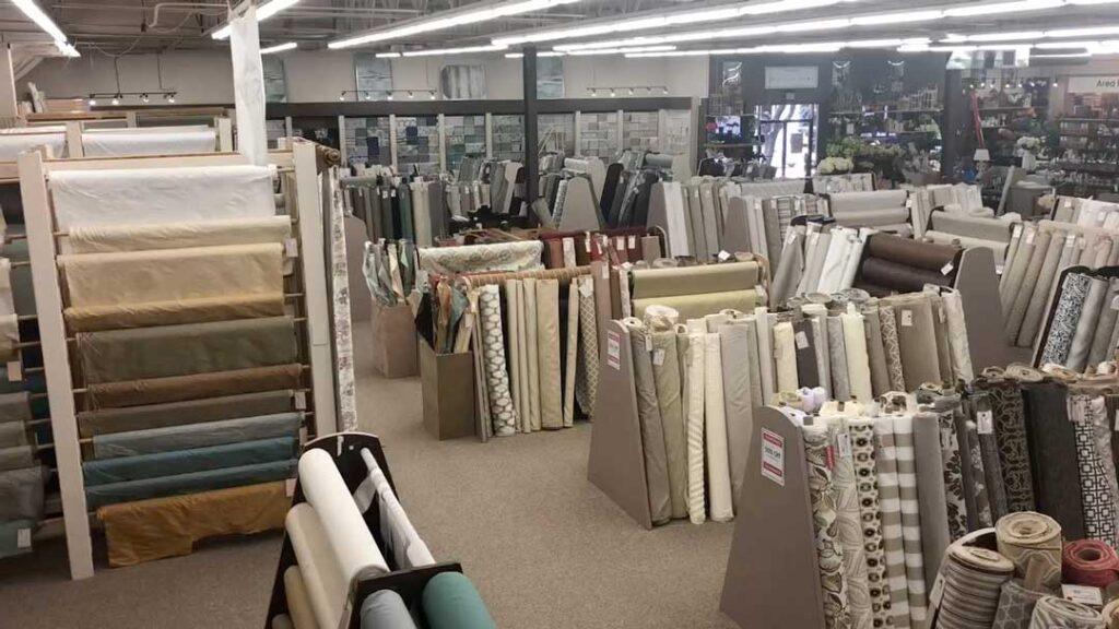 Cutting Corners Dallas Interior Fabric Store Near Me In